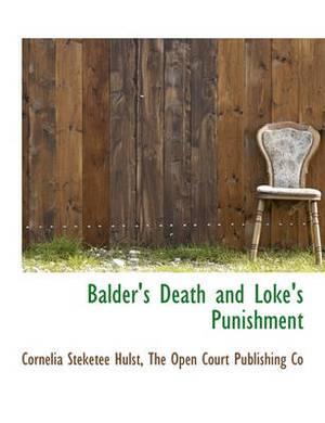 Balder's Death and Loke's Punishment