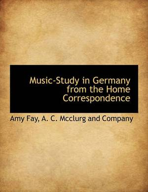 Music-Study in Germany from the Home Correspondence