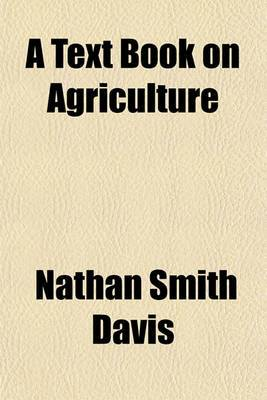 A Text Book on Agriculture