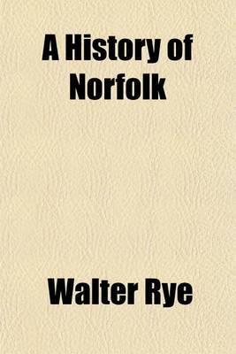 A History of Norfolk