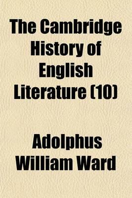 The Cambridge History of English Literature (10)