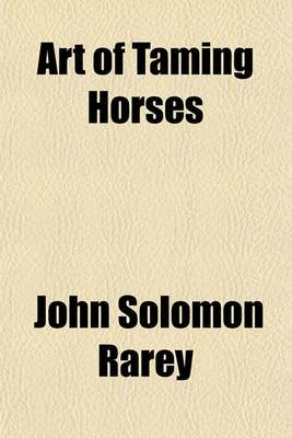 Art of Taming Horses
