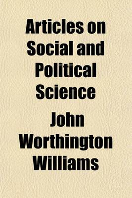 Articles on Social and Political Science