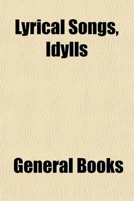 Lyrical Songs, Idylls