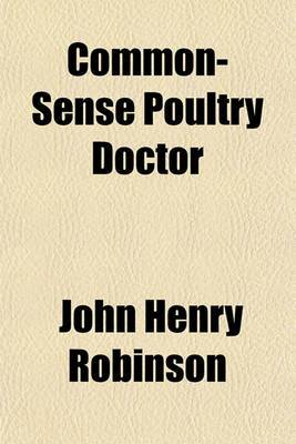 Common-Sense Poultry Doctor