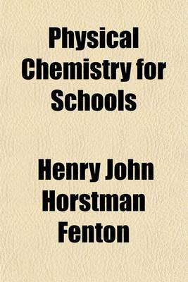 Physical Chemistry for Schools
