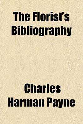 The Florist's Bibliography