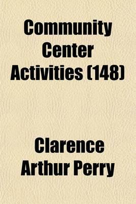 Community Center Activities (148)