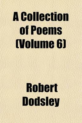 A Collection of Poems (Volume 6)