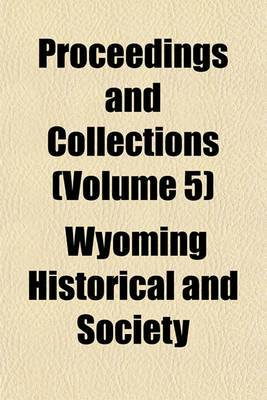 Proceedings and Collections (Volume 5)
