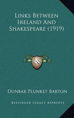 Links Between Ireland and Shakespeare (1919)