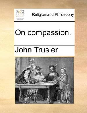 On Compassion.