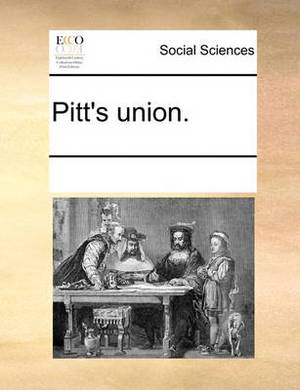 Pitt's Union.