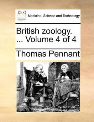 British Zoology. ... Volume 4 of 4
