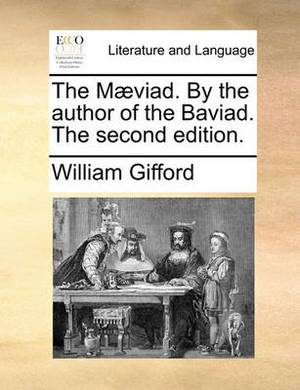 The M]viad. by the Author of the Baviad. the Second Edition.