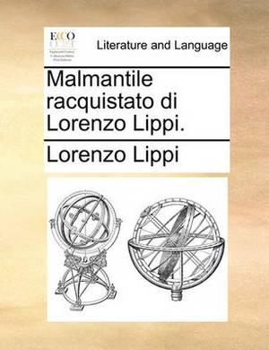 Malmantile Racquistato Di Lorenzo Lippi.