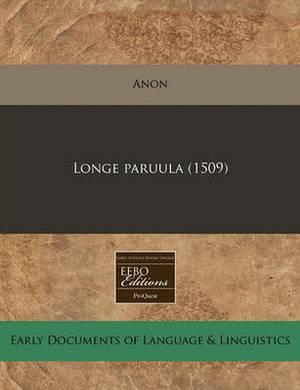 Longe Paruula (1509)
