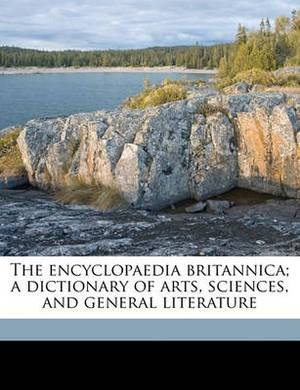 The Encyclopaedia Britannica; A Dictionary of Arts, Sciences, and General Literature Volume 24