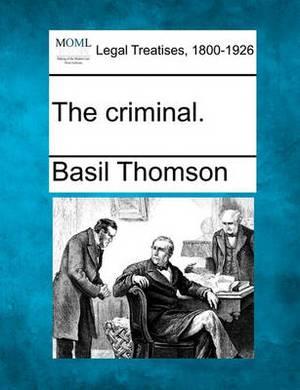 The Criminal.