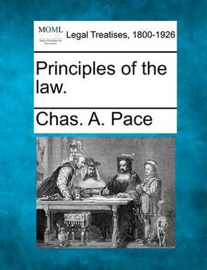 Principles of the Law.