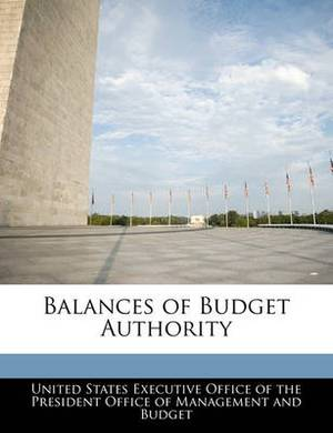 Balances of Budget Authority