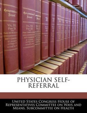 Physician Self-Referral