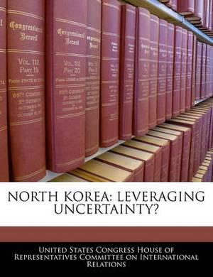 North Korea: Leveraging Uncertainty?
