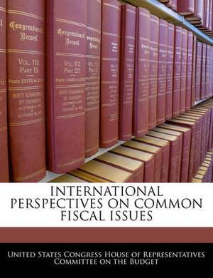 International Perspectives on Common Fiscal Issues