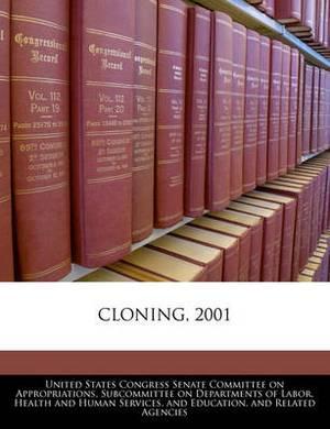 Cloning, 2001