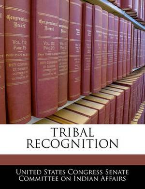 Tribal Recognition