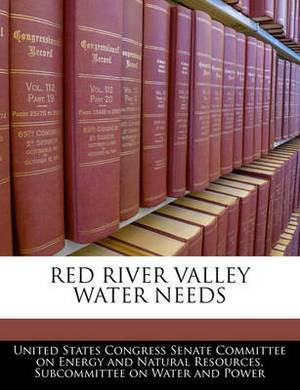 Red River Valley Water Needs