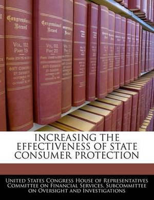 Increasing the Effectiveness of State Consumer Protection