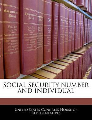 Social Security Number and Individual