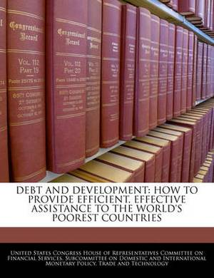 Debt and Development: How to Provide Efficient, Effective Assistance to the World's Poorest Countries