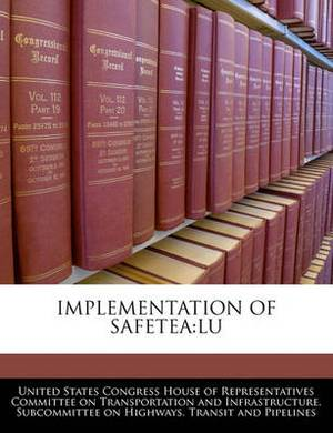 Implementation of Safetea: Lu
