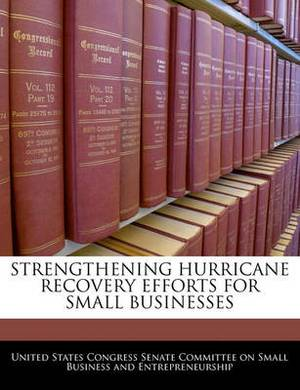 Strengthening Hurricane Recovery Efforts for Small Businesses
