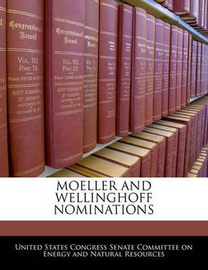 Moeller and Wellinghoff Nominations