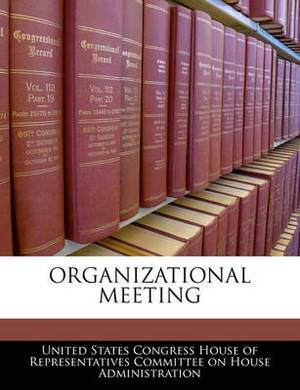 Organizational Meeting