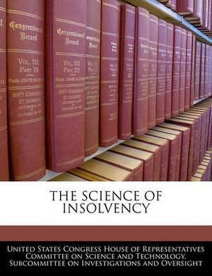 The Science of Insolvency