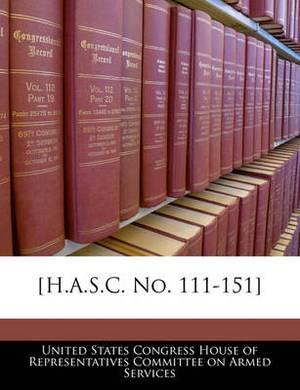 [H.A.S.C. No. 111-151]