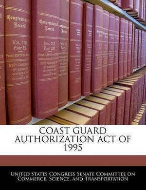 Coast Guard Authorization Act of 1995