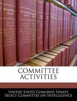 Committee Activities