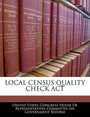 Local Census Quality Check ACT