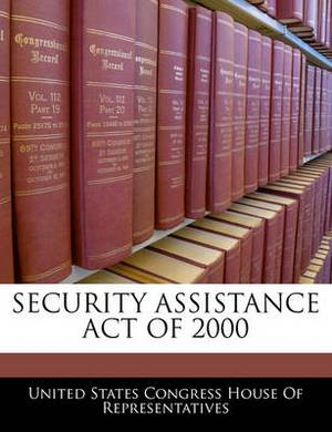 Security Assistance Act of 2000