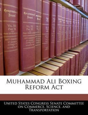 Muhammad Ali Boxing Reform ACT