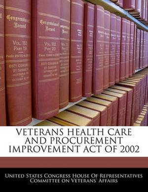 Veterans Health Care and Procurement Improvement Act of 2002