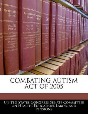 Combating Autism Act of 2005