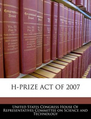 H-Prize Act of 2007