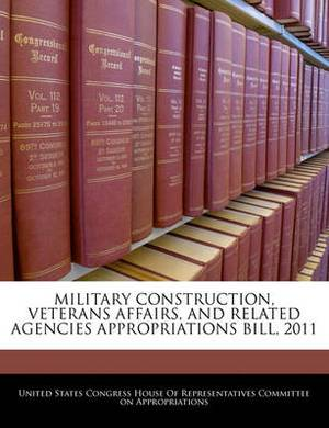 Military Construction, Veterans Affairs, and Related Agencies Appropriations Bill, 2011