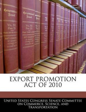 Export Promotion Act of 2010